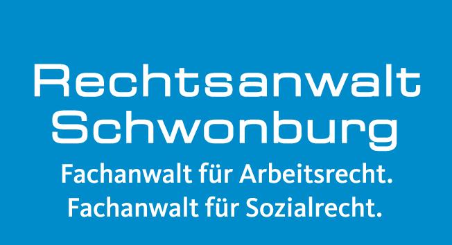 Rechtsanwalt Schwonburg Kompetente Hilfe Zb Bei Kündigung